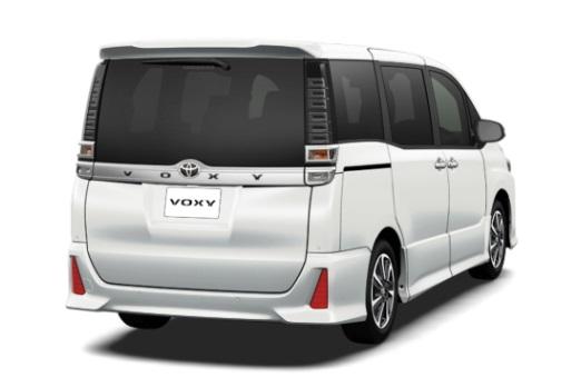 ヴォクシー、新車、値引き、富山、外装2
