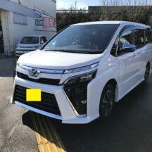 トヨタ-ヴォクシー-煌-キラメキ-新車-納車-福井-富山