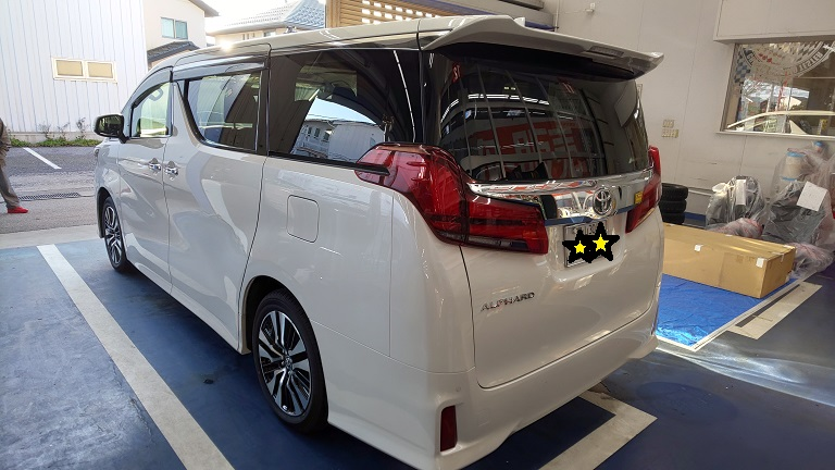 新型-アルファード-30-デイスプレィオーディオ-納車-トヨタ-新車-安い