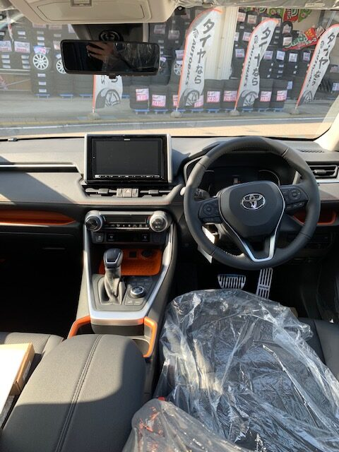 トヨタ RAV4 新車 値引き 富山 ネッツ カローラ