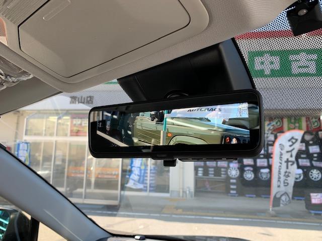 トヨタ RAV4 新車 値引き 富山 ネッツ カローラ デジタルインナーミラー