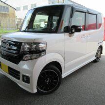 N-BOX カスタム 燃費 新型 中古車 ターボ