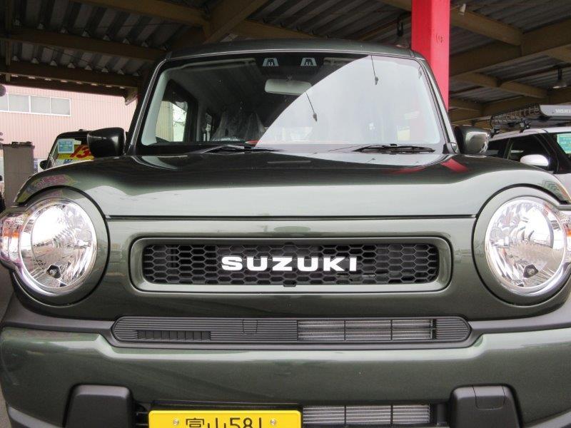 suzuki スズキ ハスラー ハスライフ 特選車 カスタムカー