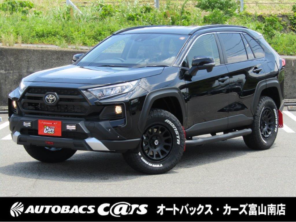 TOYOTA トヨタ RAV4 カスタムカー 新車